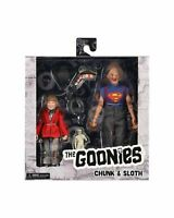 NECA THE GOONIES SLOTH AND CHUNK CLOTHED RETRO ACTION FIGURE IN STOCK