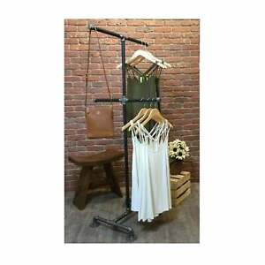 Industrial Pipe Clothes Rack Clothing Rack Garment Rack Clothing Storage SHOP