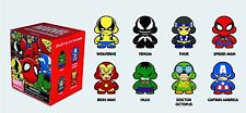 KIDROBOT MARVEL MICRO MUNNY MUNNYWORLD BOX 20 PIECES CASE DIY CUSTOM STICKER NEW