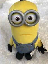 Minions Kevin Plush Despicable Me Stuffed Toy Illumination Minion 7in BNWT