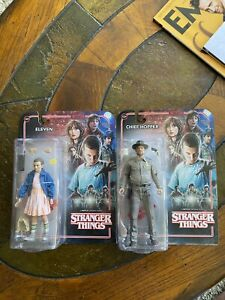 McFarlane Toys Stranger Things Chief Hopper - Eleven Action Figure -