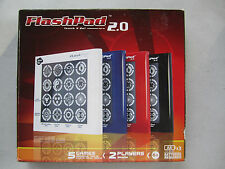 Flashpad 2.0 Touch 'n Go Electronic Game - 5 Games with 2 Player Mode