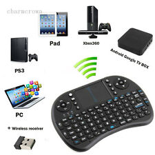 New 2.4Ghz Wireless Mini Keyboard With Touchpad For XBMC Android PC MX TV XBox D