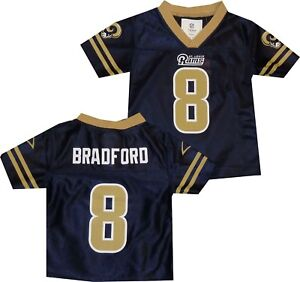St Louis Rams Sam Bradford Infant Outerstuff Jersey Closeout Clearance