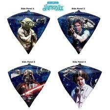 Star Wars Diamondz Shape 4 Sided Foil Balloon One Size