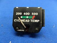 STEWART-WARNER AIRCRAFT CYLINDER HEAD TEMP CHT GAUGE 6401143