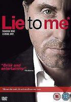 Lie A Me Stagione 1 Nuovo DVD Region 2