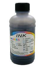 530 1 x Recarga de Tinta 200 ml Universal para Impresora de Inyección Negro Pc