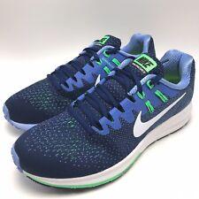 Nike Air Zoom Structure 20 Women s Running Binary Blue White-polar 849577 -401 6d78a171c