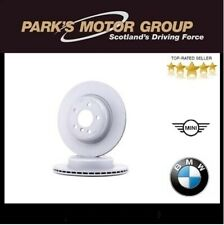 BMW Genuine Rear Brake Disc Set 5/6/7 F Series 34206894381