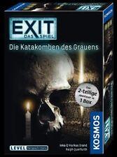 Exit - das geheime Labor (spiel) Kosmos 692742 Neu&ovp