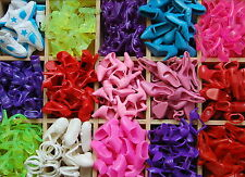 40 Pairs Barbie Shoes for Barbie Doll / Barbbie girl / Barby - Mix