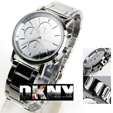 DKNY LADIE'S MIRROR  LUXURY DRESS CHRONOGRAPH WATCH NY8860