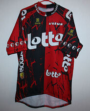 Vintage Lotto cycling team jersey Sibille Size 7