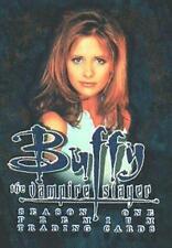BUFFY THE VAMPIRE SLAYER SEASON 1,2,3,4,5,6,7 SETS (612 CARDS)