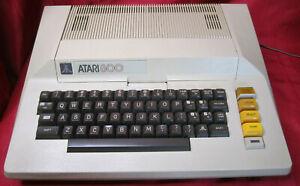 Vintage Atari 800 Computer 10K ROM Operating System CX801 Memory 16K RAM CX853