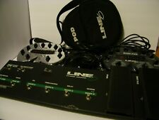 Line 6 Chrome POD, Bass POD, Floorboard and adapters bundle