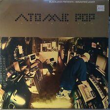 """Sébastien Léger – Atomic Pop - Black Jack BLACKJACK LP2000-01 VINYL 12"""" BREAKS"""
