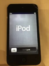 Used ipod Touch 4th Generation 8gb WORKING SPARE /REPAIR SCREEN DAMAGE.
