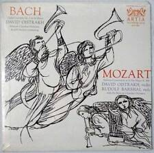 DAVID OISTRAKH Moscow Chamber Orch BACH / MOZART ARTIA ALP-165 Mono~SEALED LP