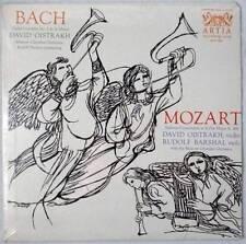 DAVID OISTRAKH Moscow Chamber Orch BACH / MOZART ARTIA ALP-165 Mono~SEALED LP