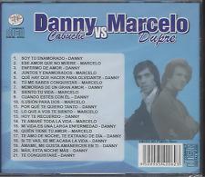 RARE cd balada 70s 80s DANNY CABUCHE & MARCELO DUPRE enfermo de amor SIENTO VIDA