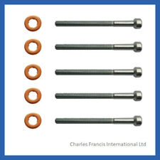 JEEP GRAND CHEROKEE 2.7 INJECTOR BOLT AND WASHER SEAL KIT - PACK OF 5