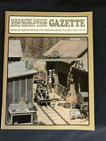 Narrow Gauge and Short Line Gazette November December 1981