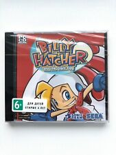 Billy Hatcher and the Giant Egg PC Game 2003 Jawel Case Russian Cover New Sealed