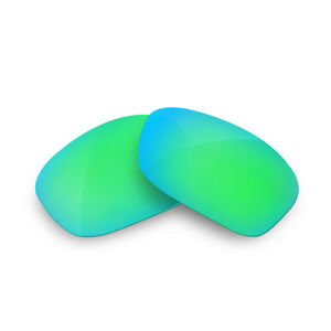 Fit&See Polarized Green Replacement Lenses for Oakley Two Face