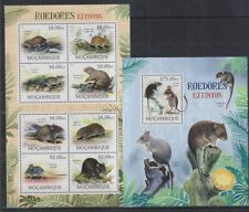 C902. Mozambique - Mnh - Animal Kingdom - Rodents - Mouse