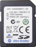 Allen Bradley 1784-SD1 / A Secure Digital SD Memory Card 1GB
