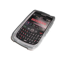 NEW GRAY BLACKBERRY CURVE 8900 9300 SOFT PLASTIC CASE SUPER FAST SHIPPING