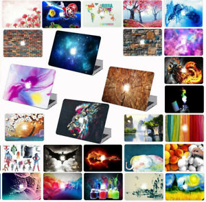 """For Macbook Pro 13"""",Macbook Air 13"""" 2019 2020 2021 M1 Laptop Hard Shell Case SD"""