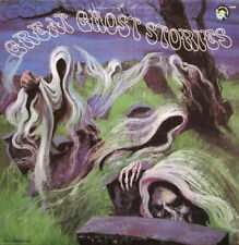 1973 GREAT GHOST STORIES TROLL RECORDS VTG LP VINYL HALLOWEEN SPOOKY GHOUL TALES