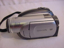 PANASONIC DVD VIDEO CAMERA CAMCORDER w/ BATTERY MODEL VDR-D210 - NO POWER CORD