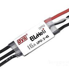 DYS BL16A BLHeli ESC OPTO 2S-4S Compatible SimonK BLHel Mini Multirotor Quad Hex