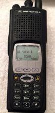MOTOROLA XTS5000R XTS 5000 RARE UHFH 450-520 FPP ASTRO DIGITAL RADIO