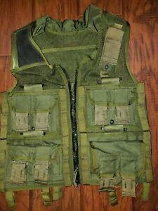OLDGEN Eagle Industries TAC-SVD Sniper Vest Navy SEAL chest rig LBT DEVGRU CAG
