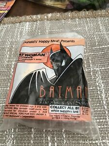 McDonalds Batman The Animated Series Catwoman 1993 Sealed