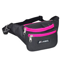 Everest Waist Fanny Pack Travel Utility Bag