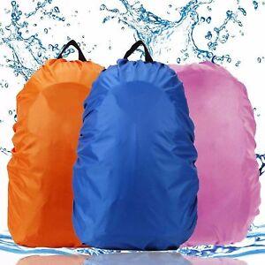 Regenschutz Schulranzen Rucksack Regenüberzug 35-45L Regenhülle Ranzen Schutz