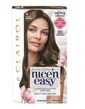 Clairol Nice' n Easy Permanent Hair Dye 6 Light Brown