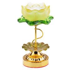 Tibetan Buddha Lotus Lamp Holder Candle Holder Candlestick Lamp Stand Holder