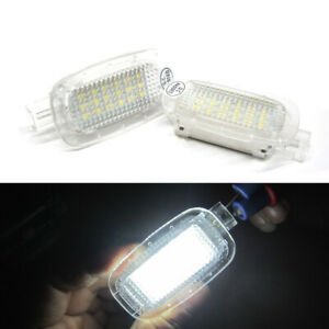 For Mercedes Benz W204 C Class W212 W207 3528SMD LED Courtesy Door Light MP