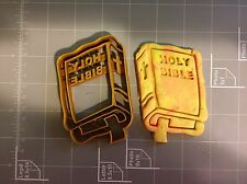 Holy Bible Cookie Cutter