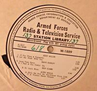 RADIO SHOW: AFN RL22-7 JODY MILLER, KITTY WELLS, SLIM WHITMAN, JEANNIE SEELY
