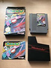 Juego Nintendo Nes Crackout Crack Out  Super Mario Bros Vintage