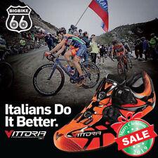 Vittoria Ikon Cycling Shoes (orange) - size: 42