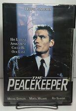 The Peacekeeper 1997 (DVD, 2006)Dolph Lundgren, Roy Scheider - Free Shipping